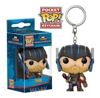 Funko Pop! Keychain: Thor Ragnarok - Thor - Funko Pop
