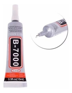 Cola Adesiva Multiuso B-7000 Tela Reparo Celular B7000 15ml