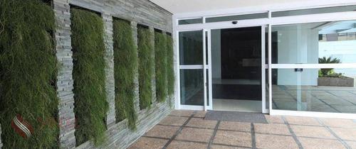 Sala Comercial Em Santo Amaro Com 80m², 2 Salas, 2 Banheiros, Copa E Recepção (s) - Sa0024