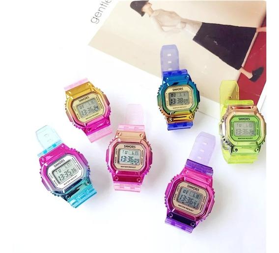 Relógio Feminino + Brinde Ulzzang Para Mulheres Promoção