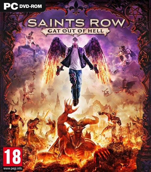 Saints Row Gat Out Of Hell Pc Envio Em 5 Minutos Original!!