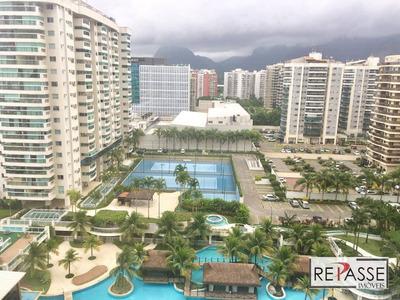 Apartamento Com 3 Dormitórios À Venda, 84 M² Por R$ 650.000 - Barra Da Tijuca - Rio De Janeiro/rj - Ap1303