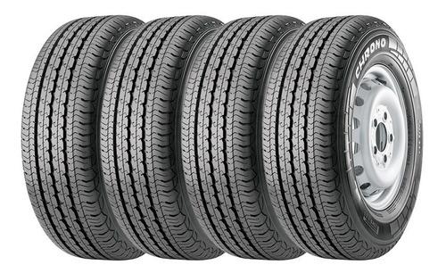 Cubiertas 175/65/14 X4 Pirelli Chrono  Partner  Berlingo