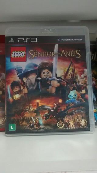 Jogo Para Ps3: Lego O Senhor Dos Anéis. Frete Grátis