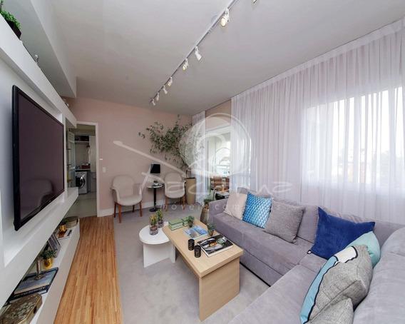 Apartamento Para Venda No Taquaral Em Campinas - Ap03287 - 34723378