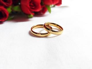 Anillos De Matrimonio X2 Argollas Matrimonio Acero Quirurgic