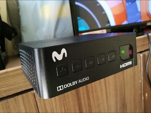 Alquiler Decodificador Hd (no Smart) Tv Cable Movistar