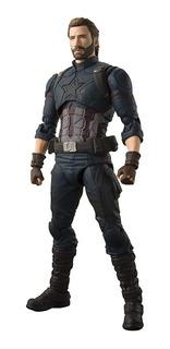 Capitan America Avengers Infinity War Bandai Sh Figuarts
