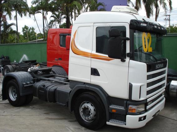 Scania Scania 124 R 360 4x2 2002