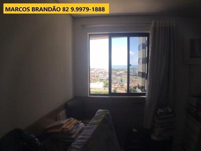 Apartamento Para Venda, 3 Dormitórios, Farol - Maceió - 1233