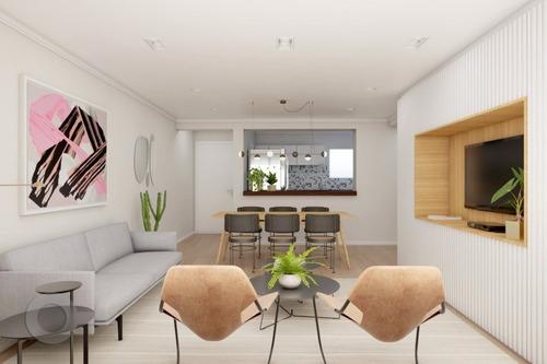Imagem 1 de 14 de Apartamento - Ap00834 - 69336176