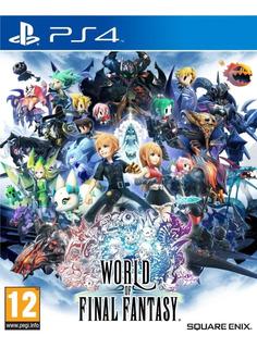 World Of Final Fantasy Nuevo Fisico Ps4