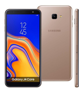 Smartphone Samsung Galaxy J4 Core 16gb Tela 6 Cam 8mp -cobre