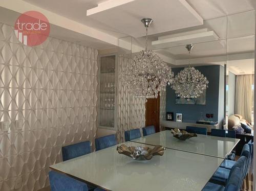 Apartamento À Venda, 128 M² Por R$ 692.000,00 - Vila Seixas - Ribeirão Preto/sp - Ap6760