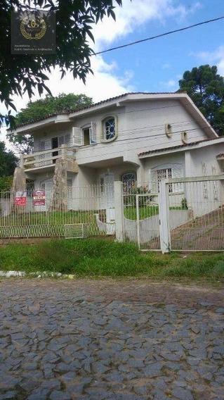 Sobrado À Venda, 280 M² Por R$ 540.000,00 - Tarumã - Viamão/rs - So0056