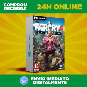 Far Cry 4 Pc + Dlc Dublado + Envio Na Hora 24h Online