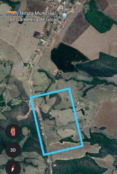 Chácara Com 3 Dormitórios À Venda, 24200 M² Por R$ 190.000 - Gameleira - Gameleira De Goiás/go - Ch0050