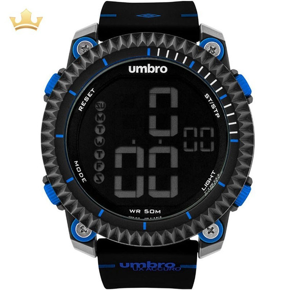 Relógio Umbro Masculino Umb-068-2 Com Nf