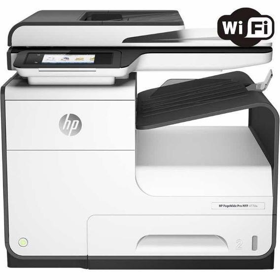 Impressora Hp Page Wide 477 Jato De Tinta Color