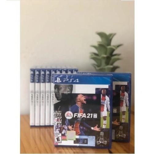 Pre Venta Fifa 21 2021 Ps4 Playstation 4 Juego Fisico Sellad