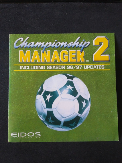 Pc Cd Rom Championship Manager 2