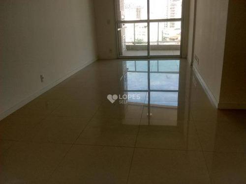 Apartamento À Venda, 76 M² Por R$ 630.000,00 - Santa Rosa - Niterói/rj - Ap41755