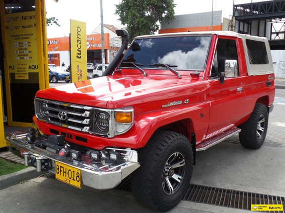 Toyota Land Cruiser 4.500 Mt 4x4