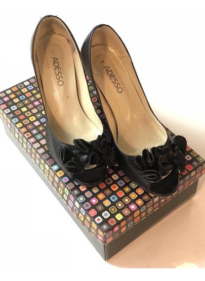 Zapato Stilettos Mujer Impecables