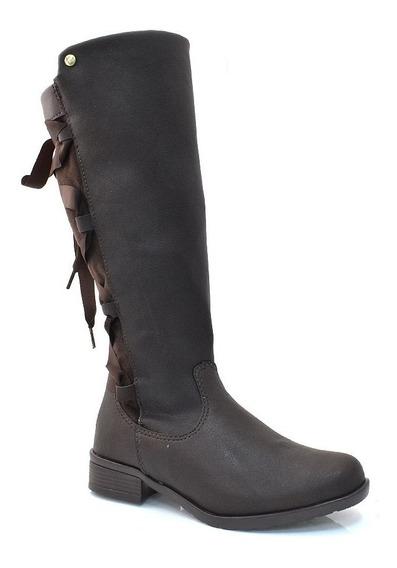 Bota Montaria Infantil Klassipe - 174057 - Vizzent Calçados