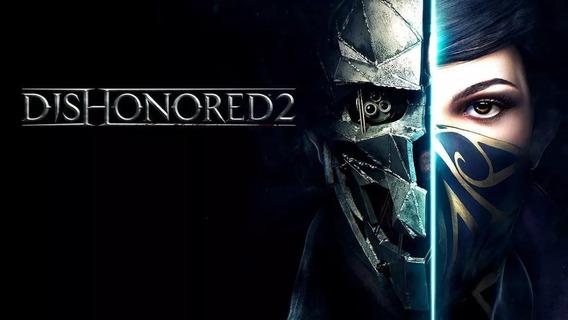 Dishonored 2 Steam Cd Key Original Imediato