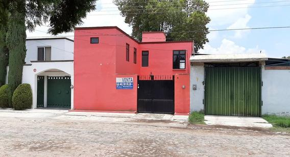 Casa En Venta Con Departamento Independiente