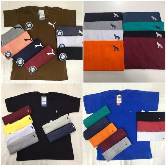 5 Camisas Por R$250