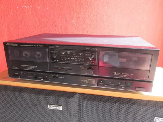 Correias Tape Deck Sansui D 790wr Frete Grátis