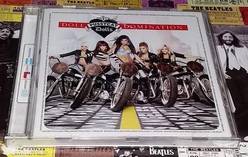 Pussycat Dolls - Doll Domination - Cd P2009 P R O M O Nuevo!