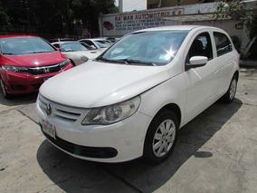 Volkswagen Gol 1.6 Comfortline Aa R A Mt 2012 Blanco