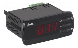 60$ Reloj Controlador Tipo Ekc Digital Cava Cuarto Danfoss