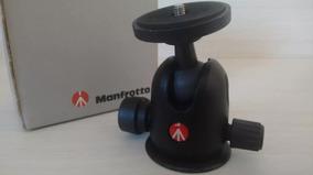 Cabeça P/ Tripé Tipo Ball Head - Manfrotto 496 - Suporta 6kg