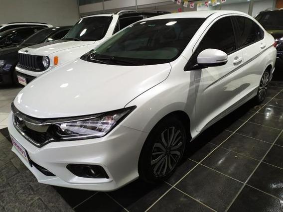 Honda City Exl 1.5 Cvt (flex) Flex Automático