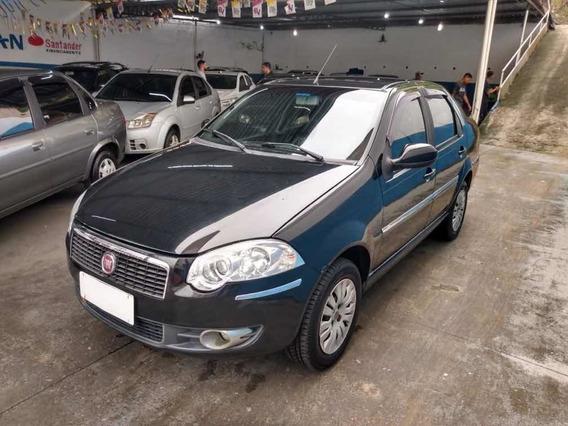 Fiat Siena 2012 1.4 Tetrafuel 4p Tetra-combustible