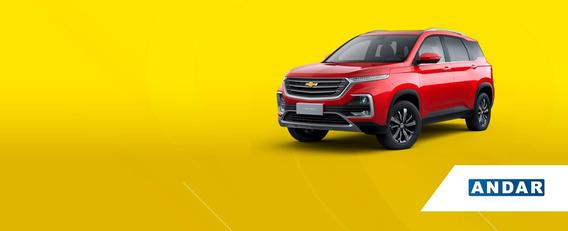 Chevrolet New Captiva Turbo 2020 Nueva Nuevo 5 Puestos Y 7 P