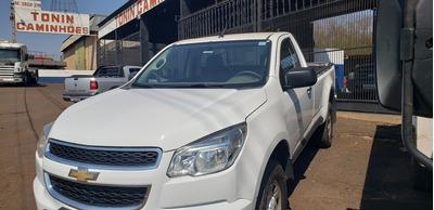 Chevrolet S10 2.4 Ls Cab. Simples 4x2 Flex 2p 2014