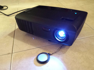 Proyector Dell 1210s - 2500 Ansi Lumens (456 Hs Uso) Leer!!!