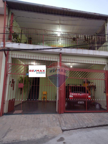 Sobrado Com 2 Dormitórios À Venda, 150 M² Por R$ 330.000,00 - Jardim Alvorada - Guarulhos/sp - So0048