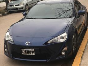 Toyota 86 2.0 Ft Mt 2013
