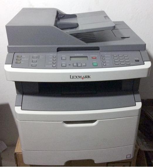 Lexmark X364dn Com Rede E Toner Original