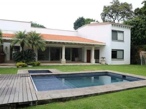 Casa En Venta En Vista Hermosa Un Nivel Cuernavaca