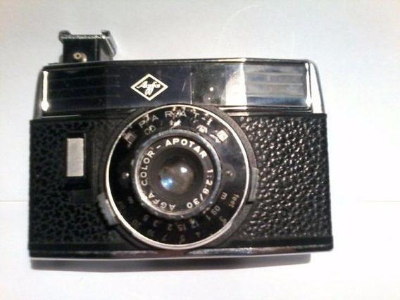Camera Fotográfica Agfa Modelo Parat