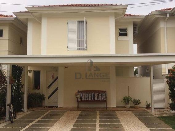Casa Com 3 Dormitórios À Venda, 140 M² Por R$ 580.000,00 - Chácara Belvedere - Indaiatuba/sp - Ca13281