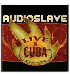 Audioslave - Live In Cuba Dvd - U