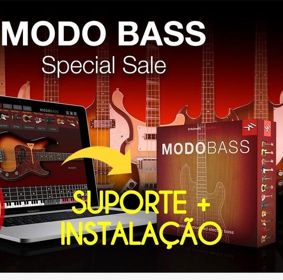 Modo Bass Ik Multimedia - Top Vst - Suporte + Instalação